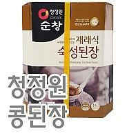 콩된장(청정원/재래식)