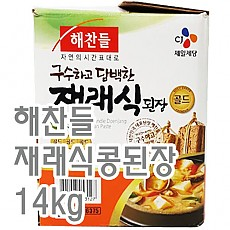 콩된장(해찬들/재래식)