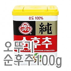 순후추(오뚜기/캔)