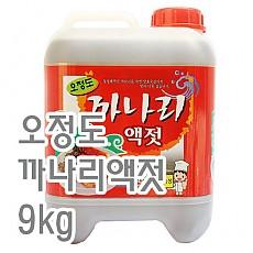 까나리액젖(오정도)